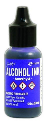 Alcohol Ink 15 ml :  Amethyst