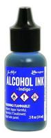 Alcohol Ink 15 ml :  Indigo