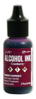 Alcohol Ink 15 ml :  Cranberry
