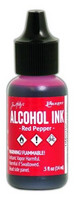 Alcohol Ink 15 ml :  Red Pepper