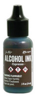 Alcohol Ink 15 ml :  Espresso