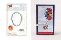Tonic Studios:  Balloon Die & Blister Shaker  -setti
