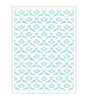 Park Lane Paperie  Embossing Folder: Damask 1
