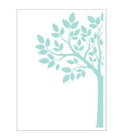 Park Lane Paperie  Embossing Folder:  Tree