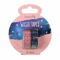 Dovecraft Washi Tapes: Time to Shine