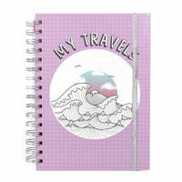 Dovecraft Planner: My Travels