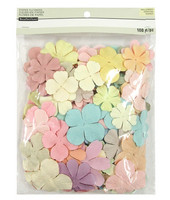 Recollections Paper Flowers Value Pack: Pastel Petals
