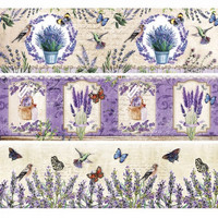 Medium Shrink Sleeves:  Lavender #23