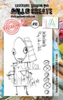 Aall & Create: Ettan  #90 - leimasinsetti