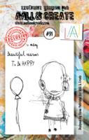Aall & Create: Asher  #91 - leimasinsetti