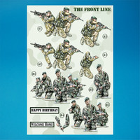 Stanssattu 3d-arkki: The Front Line