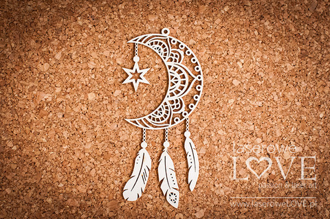 Indiana: Dreamcatcher Moon  -chipboardpakkaus