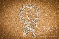 Indiana: Dreamcatcher with The Moon  -chipboardpakkaus