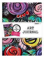 Art by Marlene A4 Art Journal -kansio