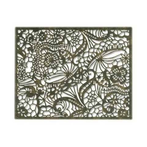 Sizzix Thinlits: Intricate Lace  -stanssi