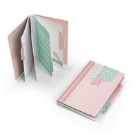 Sizzix Bigz L Scoreboards : Mini Album -stanssi