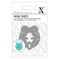Xcut Zodiac Sign Mini Die:  Capricorn (Kauris) - stanssi