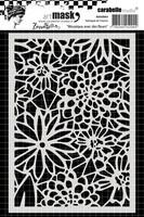 Carabelle Studio: Flower Mosaic A6 -sabluuna
