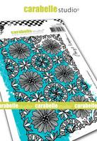Carabelle Studio: Blooms & Circles Pattern by Birgit Koopsen