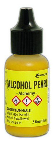 Alcohol Pearl Ink 15 ml : Alchemy