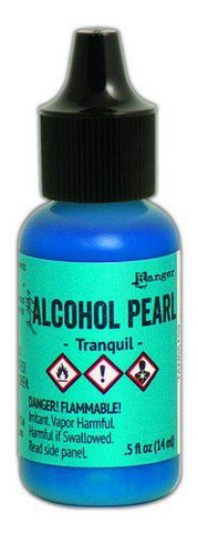 Alcohol Pearl Ink 15 ml : Tranquil