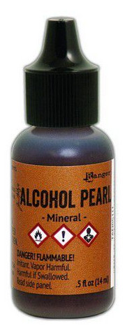 Alcohol Pearl Ink 15 ml : Mineral