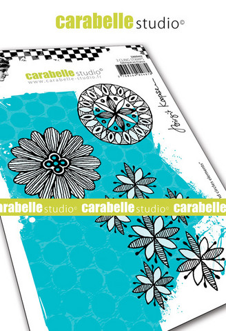 Carabelle Studio: Blooms and Circles Elements by Birgit Koopsen