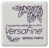 Versafine Mini: Imperial Purple  -mustetyyny
