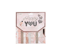 Dovecraft Happy You 8x8 paperikokoelma