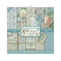 Azulejos 8x8 - paperikokoelma