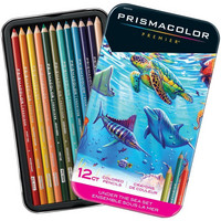 Prismacolor Premier  Coloring Pens 12: Under The Sea Set  - kynäpakkaus