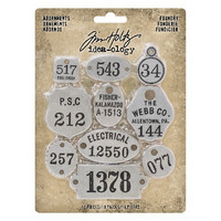 Tim Holtz Idea-ology: Adornments Foundry