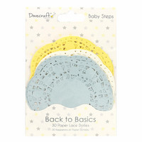 Dovecraft: Back to Basics Paper Doilies: Baby Steps