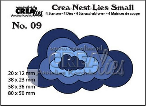 Crea-Nest-Dies CNLS09 :  Clouds