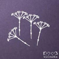 Flowers & Herbs: Flowers 1  - leikekuviopakkaus