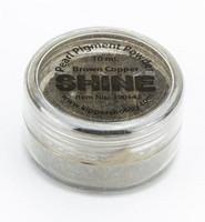 Shine: Brown Copper - helmiäisjauhe