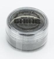 Shine: Silver Grey - helmiäisjauhe