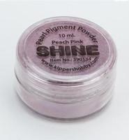 Shine: Peach Pink - helmiäisjauhe