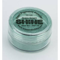 Shine: Grass Green - helmiäisjauhe