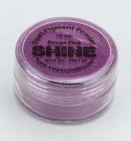 Shine: Rouge Pink - helmiäisjauhe