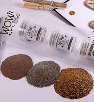 Wow Embossing Powder Trios: Pewtiful  (3 x 15ml)
