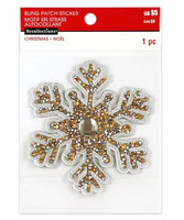 Recollections: Snowflake Sticker Patch   -tarrapakkaus