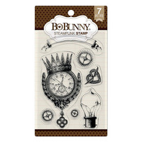 Bo Bunny: Steampunk - kirkas leimasinsetti