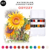 Prima Art Philosophy Watercolor Confections: Odyssey