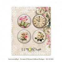 Lemoncraft: House of Rorses Extra Flair Buttons -  koristeet
