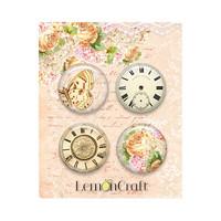 Lemoncraft: Grow Old With Me Flair Buttons -  koristeet