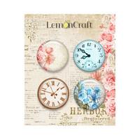 Lemoncraft: Sense & Sensibility Flair Buttons -  koristeet