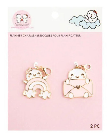 Once More With Love Planner Charm - koristepakkaus