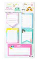 Sweet Kawaii Design Sticky Notes -tarralaput