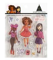 Capitol Chic Designs Clear Stamps  -leimasinsetti